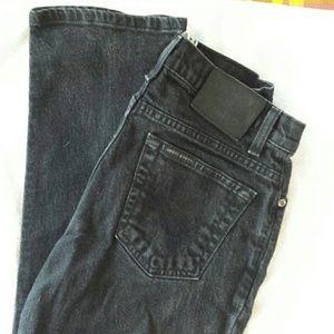Harley Davidson black jeans